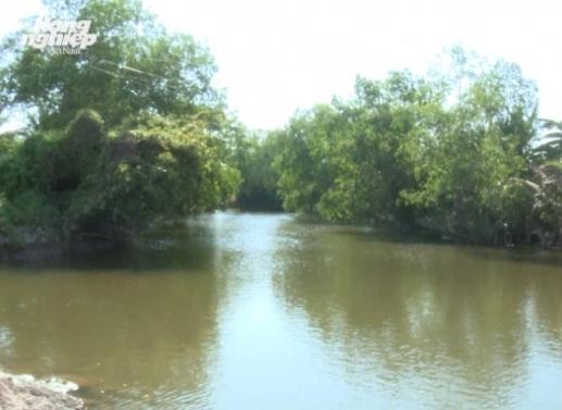 1987/Ngăn sông trữ ngọt cho đồng bằng sông Cửu Long