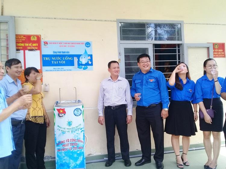 1374/Tuyên truyền, vận động nhân dân trên địa bàn quận Thủ Đức hạn chế khai thác nước ngầm