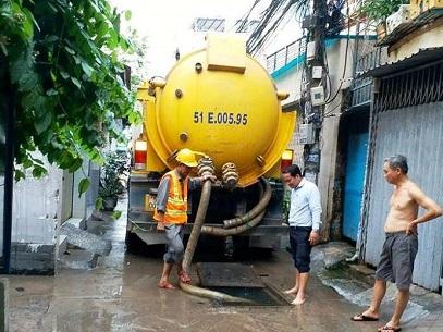 1043/Tìm cách cứu đường ngập nặng nhất Sài Gòn