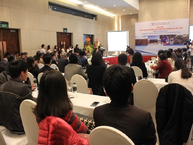 1048/Ống gang cầu Xinxing đảm bảo tiêu chuẩn chất lượng quốc tế