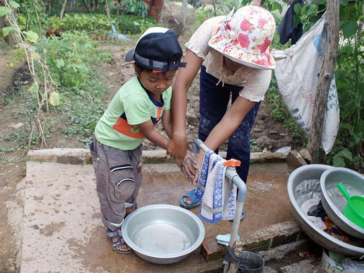 865/Trên 66.200 người hưởng lợi từ dự án hỗ trợ của UNICEF