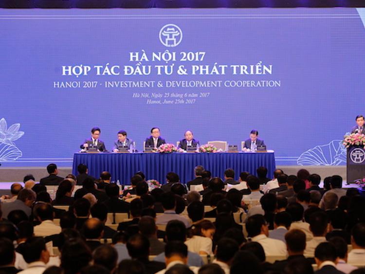 867/Hà Nội kêu gọi nhà đầu tư rót hơn 800.000 tỷ các dự án PPP