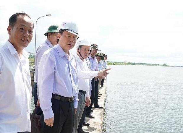 2064/Thừa Thiên - Huế: Phải đảm bảo an ninh nguồn nước và an toàn hồ, đập