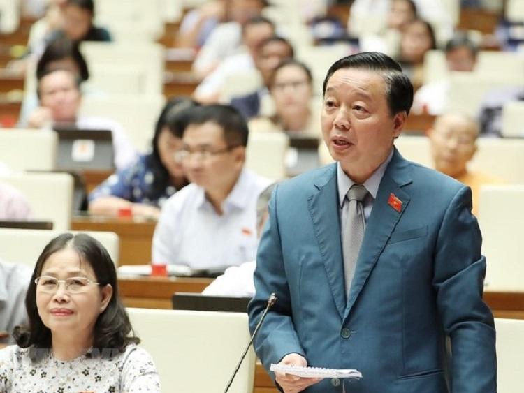 2030/Bộ trưởng TN-MT: Nhiều vấn đề đặt ra đối với an ninh tài nguyên nước