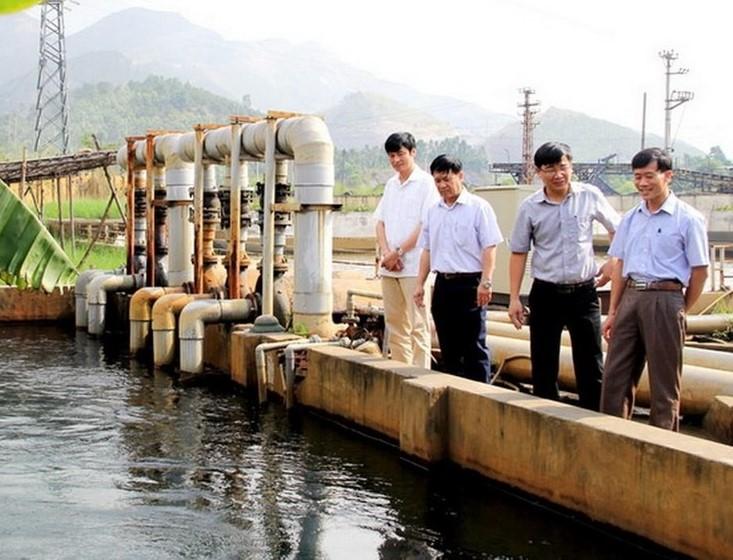 2120/Hướng dẫn, kiểm tra việc triển khai các quy định về tài nguyên nước