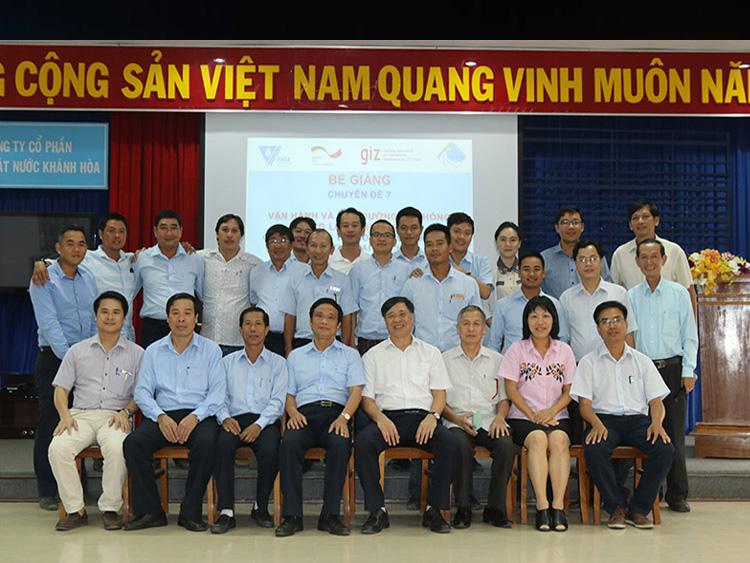 103/Đào tạo vận hành & Bảo dưỡng Hệ thống thoát nước tại Nha Trang