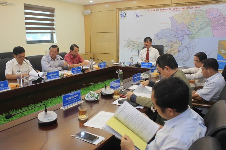 Hội Cấp thoát nước Việt Nam: Hội nghị Ban thường Vụ lần thứ I, Ban chấp hành lần thứ II, Nhiệm kỳ VI