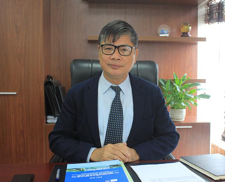 Chủ tịch Hội Cấp thoát nước Việt Nam gửi thư chúc Tết Tân Sửu 2021