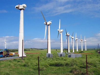 783/Tiềm năng điện gió Việt Nam lên tới 500.000 MW