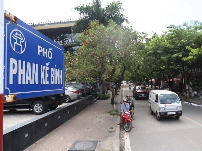 Hà Nội: Xử lý dứt điểm vi phạm tại 2 dự án cống hóa mương Phan Kế Bính và mương Nghĩa Đô
