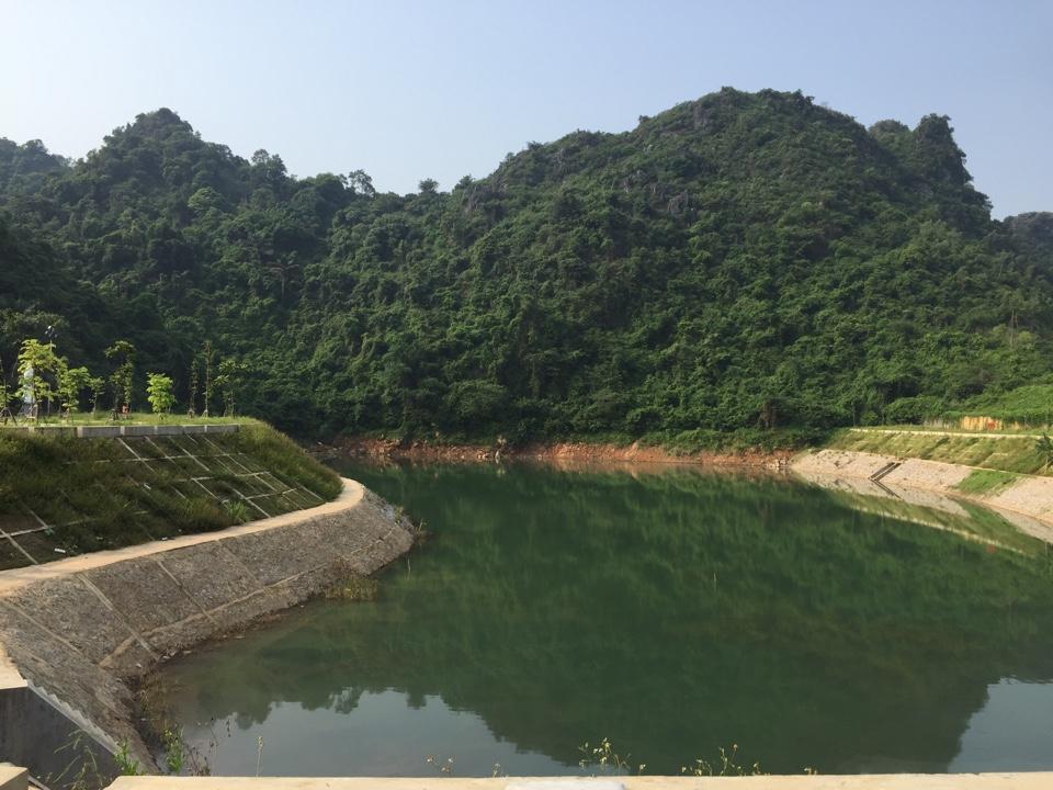 2174/TP Cẩm Phả: Bất cập hệ thống tiêu thoát nước