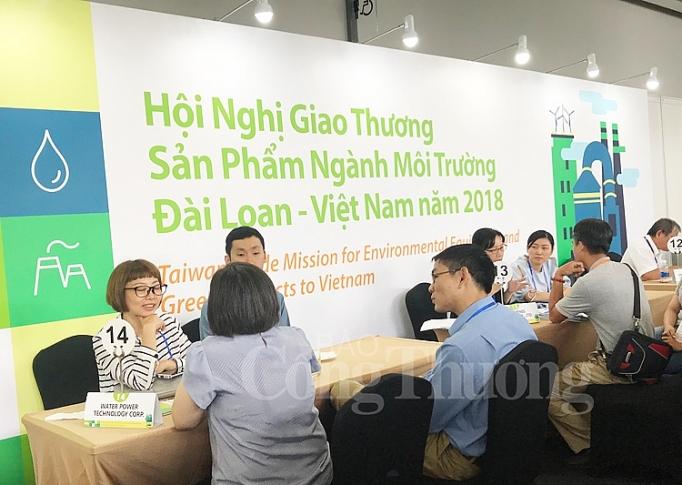 1286/Khai mạc triển lãm Sản phẩm Xanh Đài Loan 2018 với nhiều sản phẩm