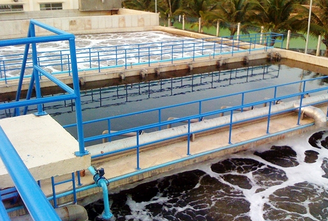 1407/Quảng Ngãi: Quy hoạch thu gom và xử lý nước thải cho các đô thị